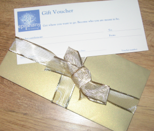 Epiphany Life Coaching Gift Voucher