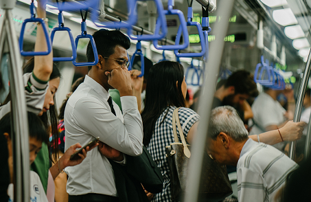 Five ways to improve your commute to work. Epiphany Life Coaching blog